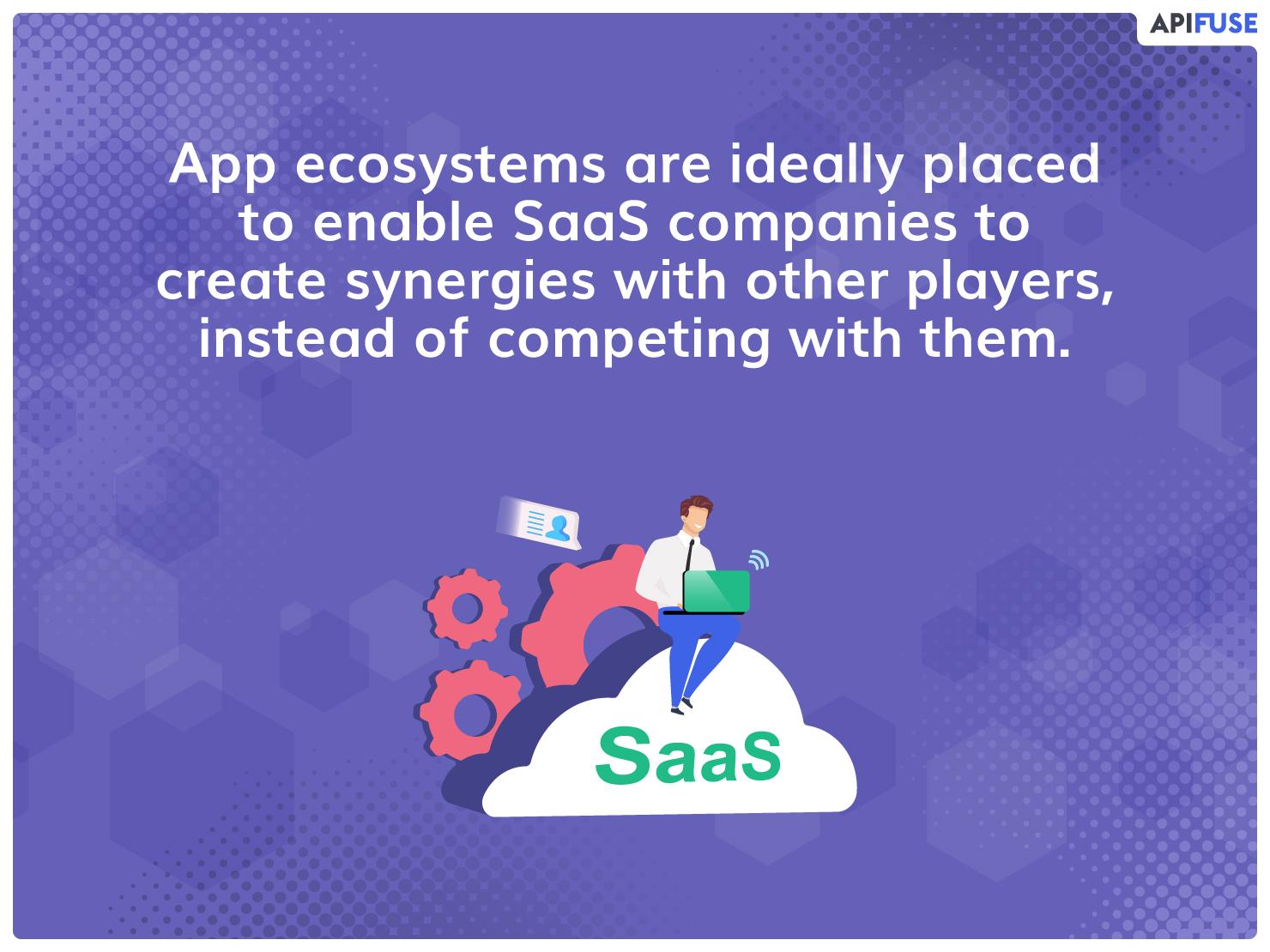App ecosystems