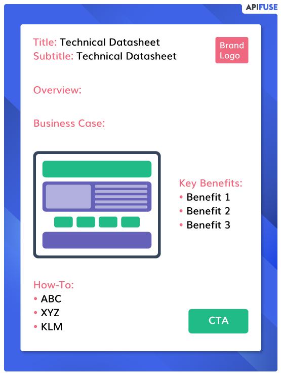 Datasheet-Layout